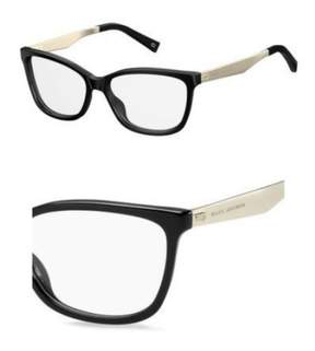 Marc Jacobs Eyeglasses 206 0807 Black