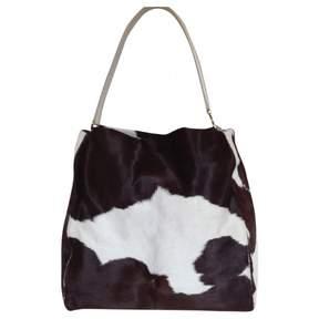 Rochas Multicolour Leather Handbag
