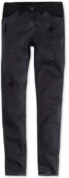 Levi's 710 Super Skinny Distressed Jeans, Little Girls (4-6X)