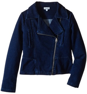 Splendid Littles Indigo Denim Jacket Girl's Coat