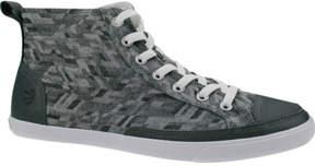Burnetie Men's High Top Vintage Sneaker 003163