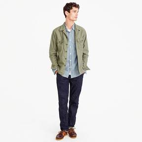 J.Crew Wallace & Barnes military shirt-jacket
