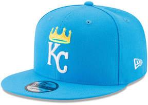 New Era Boys' Kansas City Royals Players Weekend 9FIFTY Snapback Cap