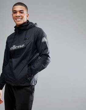 Ellesse Sport Overhead Jacket With Logo