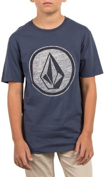 Volcom Boy's Classic Stone Graphic T-Shirt