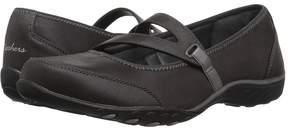 Skechers Breathe Easy - Calmly Women's Slip on Shoes