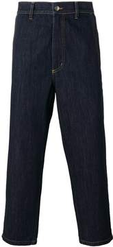 Societe Anonyme 'Summer Ginza' cropped trousers