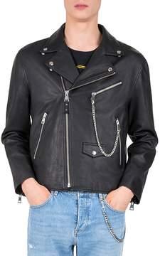 The Kooples Panther Biker Jacket