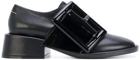 MM6 MAISON MARGIELA oversized buckle loafers
