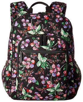 Vera Bradley Campus Tech Backpack Backpack Bags - AUTUMN LEAVES - STYLE