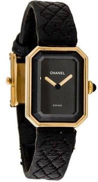 Chanel Première Quartz Watch