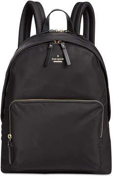 Kate Spade 15-Inch Medium Tech Laptop Backpack - BLACK - STYLE