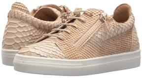 Giuseppe Zanotti Kids Dorian Sneaker Kid's Shoes