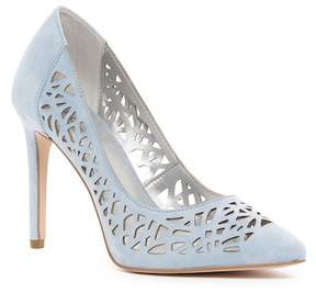 BCBGeneration Harrah Suede Cutout Pump
