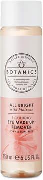 Botanics All Bright Soothing Eye Make Up Remover