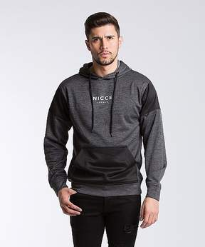 Nicce Poly Tech Overhead Hooded Top