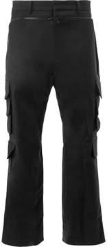 Juun.J pinstripe panel trousers