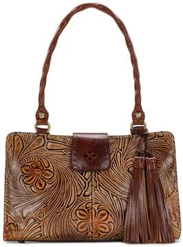 Patricia Nash Tobacco Fields Collection Rienzo Satchel