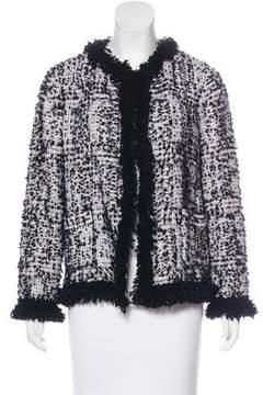 Bruno Manetti Wool Textured Jacket