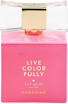 kate spade new york Live Colorfully Sunshine Eau de Parfum Spray, 3.4 oz