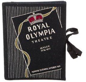Olympia Le-Tan Royal Olympia Clutch