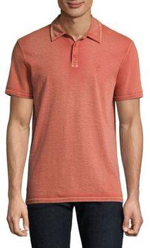 John Varvatos Short Sleeve Polo