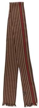 Gucci Striped Scarf