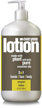EO Everyone 3-in-1 Coconut + Lemon Lotion by 32oz Lotion)
