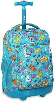 J World Sunny Wheeled Backpack