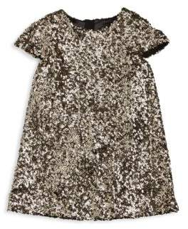Milly Minis Toddler's, Little Girl's, and Girl's Chloe Sequin Dress