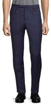 Incotex Textured Wool Pants