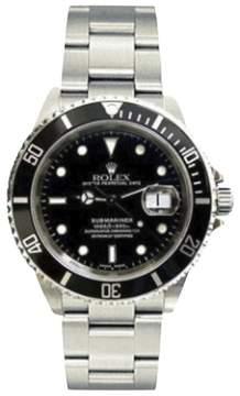 Rolex Submariner Stainless Steel Black Dial 40mm Watch