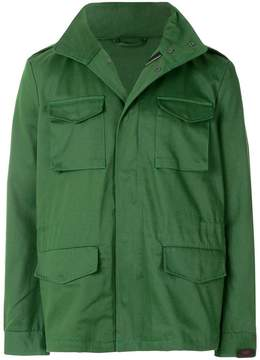 Piombo Mp Massimo Chagall field jacket