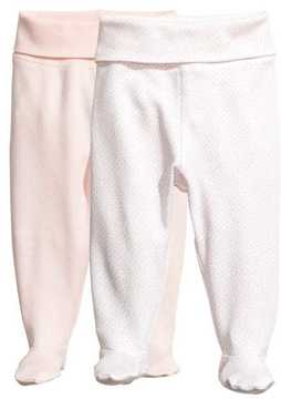 H&M Footed Pants