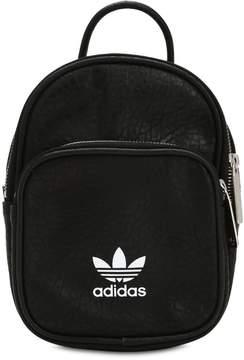adidas Mini Classic Faux Leather Backpack