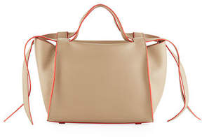 Elena Ghisellini Usonia Medium Basket Tote Bag