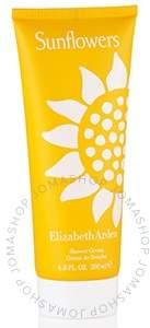 Elizabeth Arden Sunflower by Shower Cream 6.8 oz (200 ml) (w)