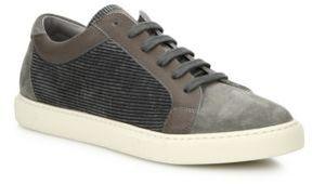 Brunello Cucinelli Velvet Suede Sneakers