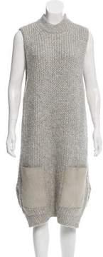 Edun Baby Alpaca-Blend Sweater Dress