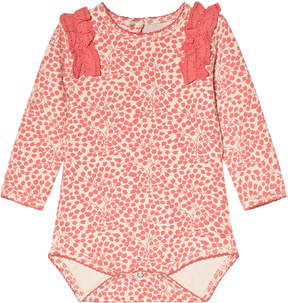 Mini A Ture Noa Noa Miniature Sugar Coral Long Sleeve Baby Body