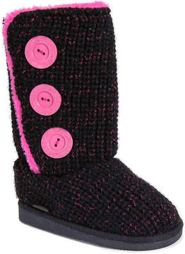 Muk Luks Girls Men's'sna Toddler & Youth Boot
