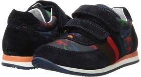 Paul Smith Sneakers w/ Dino Print Boy's Shoes