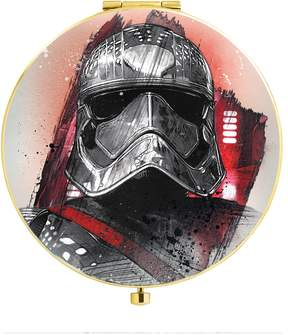CARGO Star Wars: Episode Viii The Last Jedi Captain Phasma Compact Mirror
