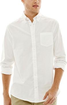 Lee Long-Sleeve Oxford Shirt
