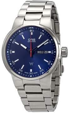 Oris Williams F1 Automatic Blue Dial Men's Watch