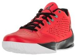 Jordan Nike Men's Rising Hi-low Basketball Shoe.