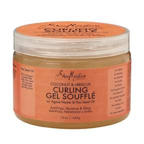 Shea Moisture Sheamoisture SheaMoisture Coconut & Hibiscus Curling Gel Souffle