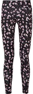 Emilia Wickstead Bodyism Liv Floral-print Stretch Leggings - Pink