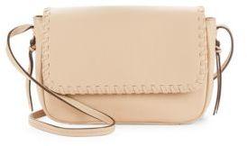 Rumey Leather Crossbody Bag
