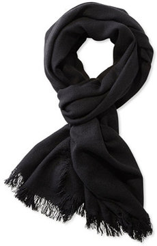 L.L. Bean Oversized Woven Scarf by Hat Attack